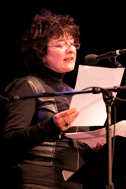 Beowulf Sheehan/PEN American Center: Pia Tafdrup. Poetry: The Second Skin/Laurie Anderson